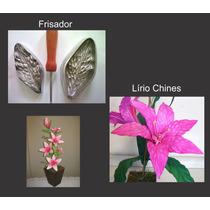 Frisador Para Flor De E.v.a. - Lírio Chinês