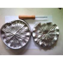 Frisador Para Eva Em Alumínio - Folha Da Vitória Régia