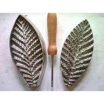 Frisador Para Eva Em Alumínio - Lirio Pipoca