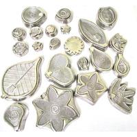 Kit Frisadores Para Flores Eva - Faz Mais De 37 Modelos
