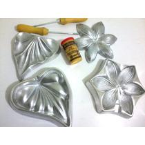 Kit Flores Eva Em Alumínio - Frete Grátis