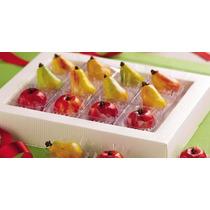 Kit De Forminhas Para Fazer Doces Em Forma De Frutinhas