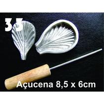 Frisador De Flores Eva Açucena 8,5 X 6cm