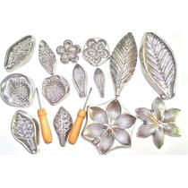Frisadores Em Aluminio Faz Mais De 15 Modelos De Flores Eva