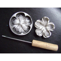 Frisador De Flores Eva Rosa Aberta 8 X 8 Cm