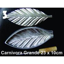 Frisador Modelagem De Flores Tecidos E Eva Carnívora 03