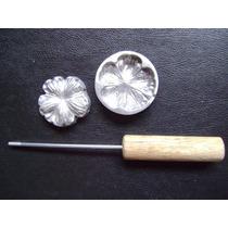 Frisador De Flores Eva Chorão 5,7 X 5,7 Cm