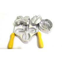 Frisadores Aluminio Para Flores Artesanais Frete Gratis