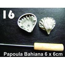 Frisador Modelagem De Flores Tecidos E Eva Papoula Bahian 16