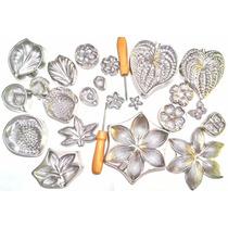 Frisadores De Eva Faz Mais De 40 Modelos De Flores