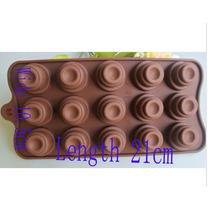 Molde De Silicone Para Chocolates