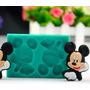 Molde De Silicone Bolo Mickey Mouse