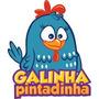 50 Moldes De Silicone P/ Culinária Galinha Pintadinha P/enc