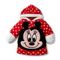 Casaco Moleton Pelucia Importado Mickey Minie Tigrao Pooh