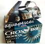 Molinete Daiwa Crossfire 4000x 5.3:1 Fret Grats Pac
