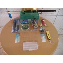 Pesca Kit Completo Marine Sports Vara Lanterna Grátis Alicat