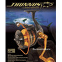 Molinete Thunnus 4000 Marine Sports Jumping Jig Pesca Pesada