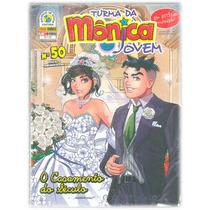 Turma Da Monica Jovem 50 O Casamento Do Século