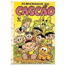 Almanaque Do Cascão Nº 7 Ed Globo Raríssimo
