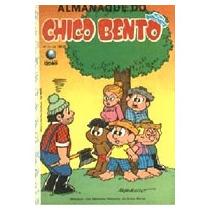 Almanaque Do Chico Bento Nº 13 Ed. Globo Raríssimo