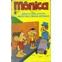 Mônica Nº 42 - 1973 - Mauricio De Sousa - Editora Abril