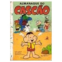 Almanaque Do Cascão Nº 3 Ed Globo Raríssimo