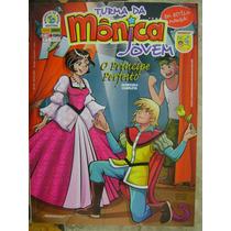 Turma Da Mônica Jovem Nºs 7 Ao 57 Ed. Panini