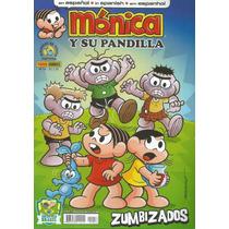 Monica Y Su Pandilla 56 - Panini - Gibiteria Bonellihq Cx 22