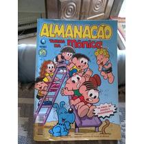 Antigo Gibi - Turma Da Mônica Almanacão 1998