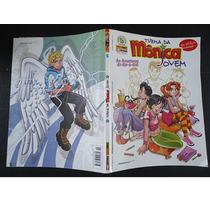 Revista Mangá Turma Da Mônica Jovem N.º 5
