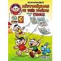 Almanaque Historinhas De Três Páginas Turma Da Mônica Vol.9