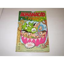 Almanacão De Férias - Nº 21 - Turma Da Mônica - Junho/1997