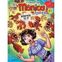 Revista Turma Da Monica Jovem Numero 15 Nova