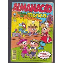 Gibi Almanacao Turma Da Monica Numero 7 - Editora Globo