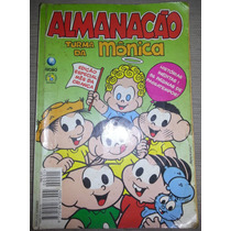 Almanacão Turma Da Mônica Nº 1 Edição Especias Mês Criança