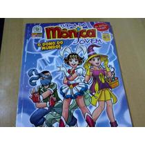 Revista Turma Da Mônica Jovem Nº13