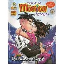 Turma Monica Jovem N* 34 Quer Namorar Comigo