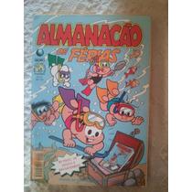 Almanacão De Férias Turma Da Monica 26 - Editora Globo
