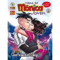 Revista Turma Da Monica Jovem Numero 34nova