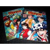 Turma Da Monica Jovem Nº 65 E 66 - Mini Série Completa