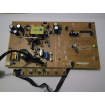 Placa Logica/ Fonte Monitor Lcd 14 Widescreen