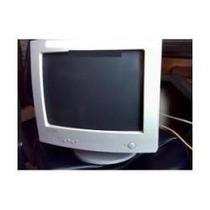 Monitor Crt De 14 A 34 Div. Marcas, Usado, Apartir D R$20,