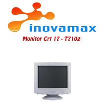 Monitor Crt 17 - T710g