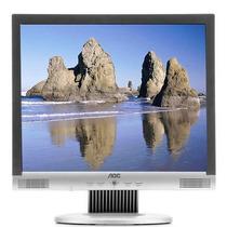 Monitor Lcd 15 Aoc Lm522 Com Som