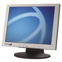 Monitor Lcd Bematech Modelo Mt5bnp 15 Polegadas + Cabos
