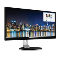Monitor Philips Led 29´´ Brilliance Multiview 298p4qjeb + Nf