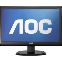 Monitor Led 18,5 Aoc