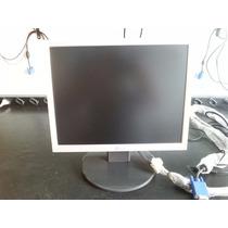 Monitor 15 Lg Flatron L1553s-sf Com Fonte - Usado