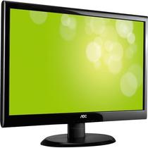 Monitor Led 19.5 Aoc E2050swn 19,5 Led 1600x900 Hd Widescr
