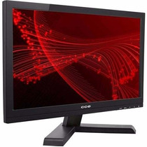 Monitor Para Computador Desktop Lcd Led Cce 15 Mc1501